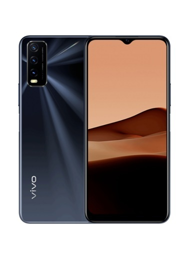 Vivo Vıvo Y20S 4/128Gb Akıllı Telefon Obs,SYH Siyah